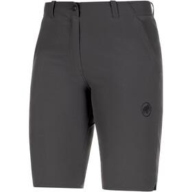 Mammut Runbold Pantalones cortos Mujer, negro